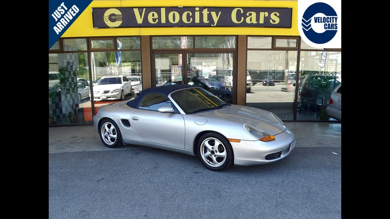 1997 Porsche Boxster 71K's Convertible 1YR WRN for sale in Vancouver