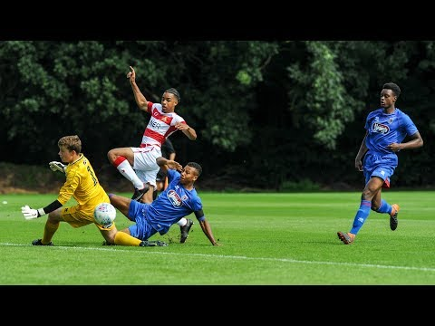 Doncaster Rovers U18s 4 Grimsby Town U18s 1   IFollow Rovers