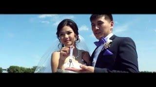 Красивая свадьба. Астана. Костанай. (S.class Studio 87076638166) клип