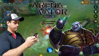 Arena of Valor - Zuka - Build Elite + Skin + Melhores Momentos