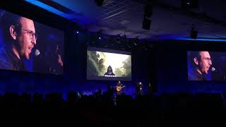 Laura Bailey performs Daughter of the Sea at BlizzCon 2018