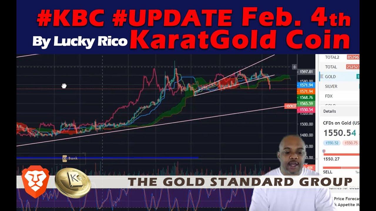#Karatbars Helping Families #KBC Holders Slowly Growing #LuckyRico 10
