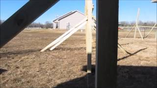 Good Neighbor Fence:  Part 1 - Roughing It In