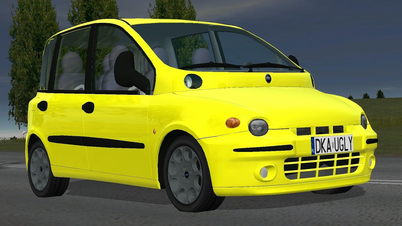 Fiat Multipla I 1 9 Jtd Drive Links Racer Free Game