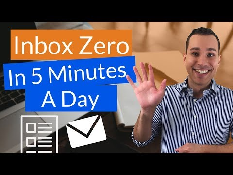 How To Clean Out Your Gmail Inbox Fast | 5 Minute Inbox Cleaning Plan (Gmail Hacks)