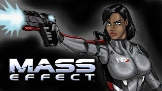 Mass Effect movie Special Edition part 1 w/opening credits