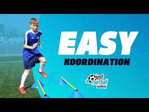 Fussballtraining Easy Koordination Kondition Youtube