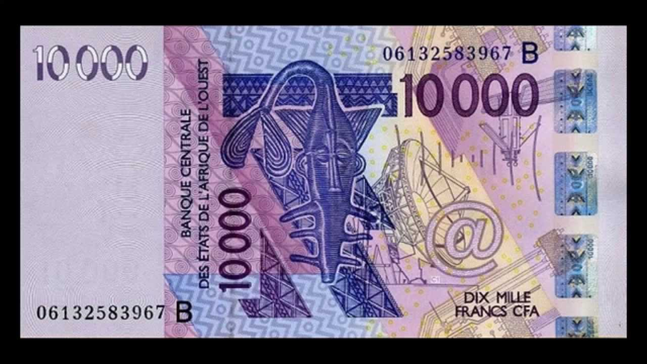 All West African Cfa Franc Banknotes 500 Francs To 10 000 2003 2017 Issue In Hd You