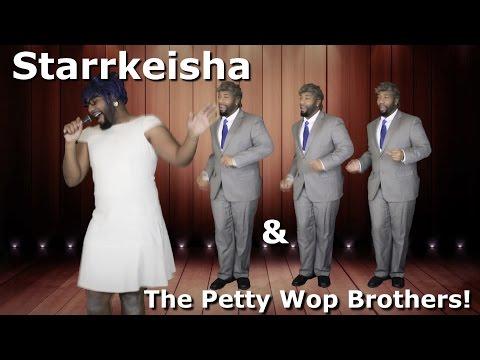 Starrkeisha & The Petty Wop Brothers! ! @TheKingOfWeird