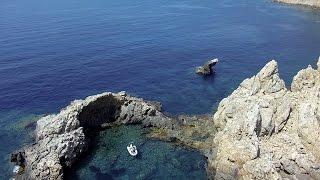 Mallorca - Ein Tag mit dem Boot, Juli 2015  - Herzelbucht - DJi Phantom 2, GoPro 3 BE, GoPro 4 BE -