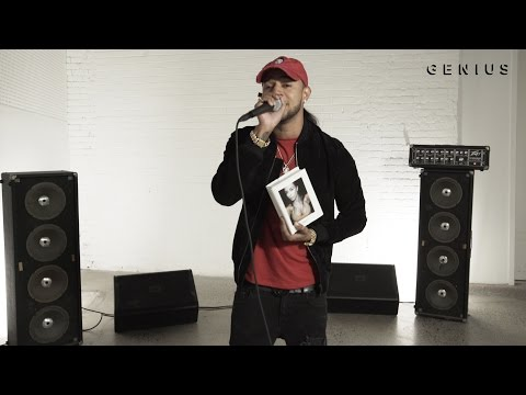 Mozart La Para Proves He's Really Freestyling By Rapping About Random Objects | Genius Freestyle