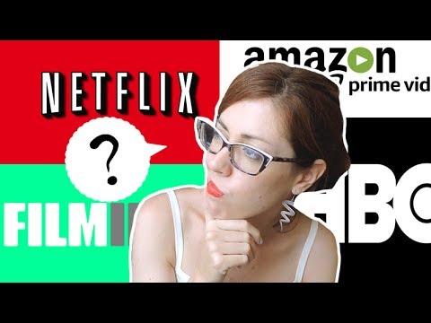 Netflix, HBO, Amazon, Filmin...  ¿Con qué me quedo?