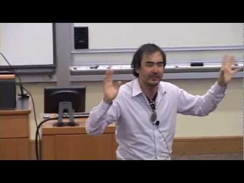 Tim Wu discusses The Master Switch - Stanford Center for Internet and Society