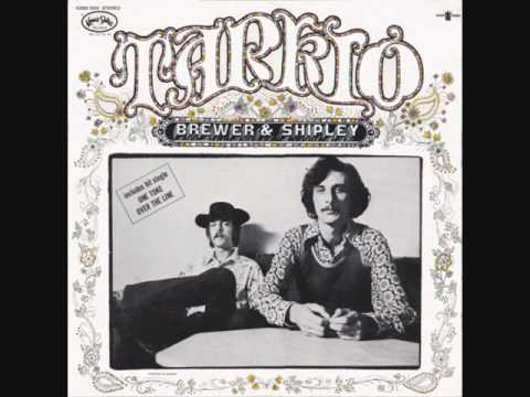 Brewer & Shipley  ‎– Tarkio(Full Vinyl LP)