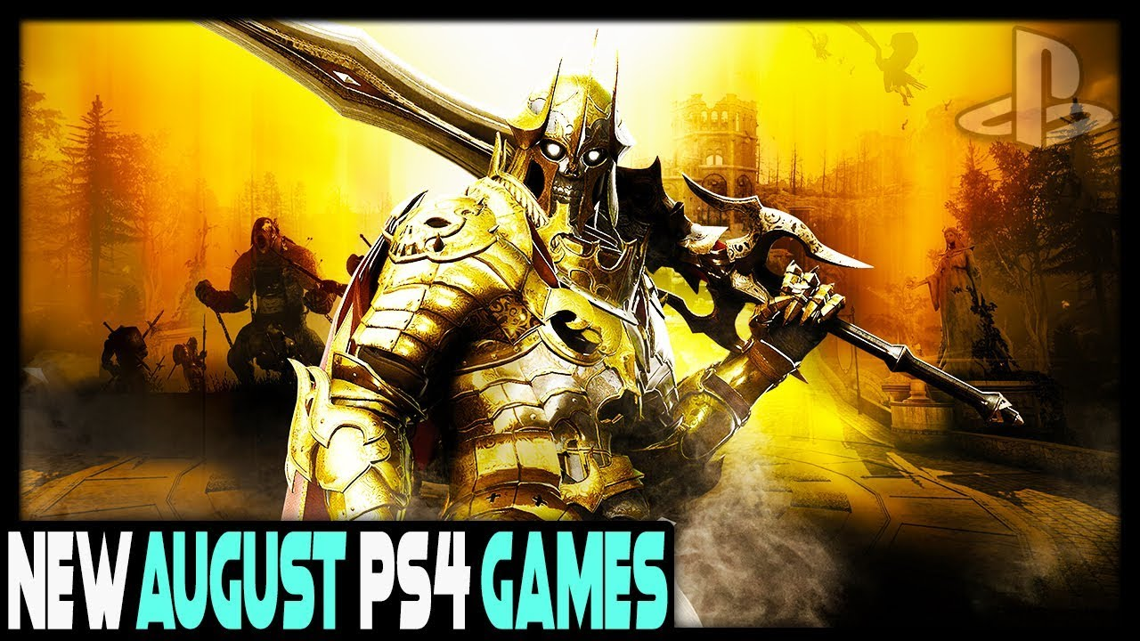 6 Awesome New Ps4 Games Coming In August 2019 Youtube
