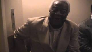 Jay B  Ross interviews The Original Drifters