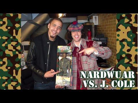 Nardwuar vs. J. Cole