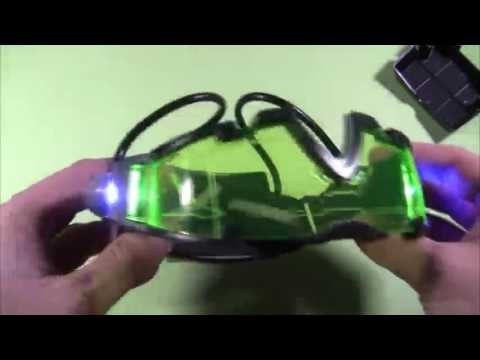 061f66e848 Excelvan Gafas de visión nocturna Opiniones - YouTube