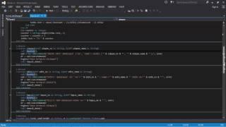 Tutorial Program Database Sederhana dengan Visual Studio 2013