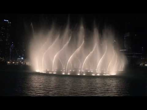 Download The Dubai Fountain - Eida Al Menhali - Twlht Ana Lsotak Mp4 baru