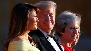 Трамп: Тереза Мэй всё провалила   Новости