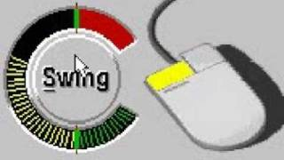 microsoft golf 1993 swing demo