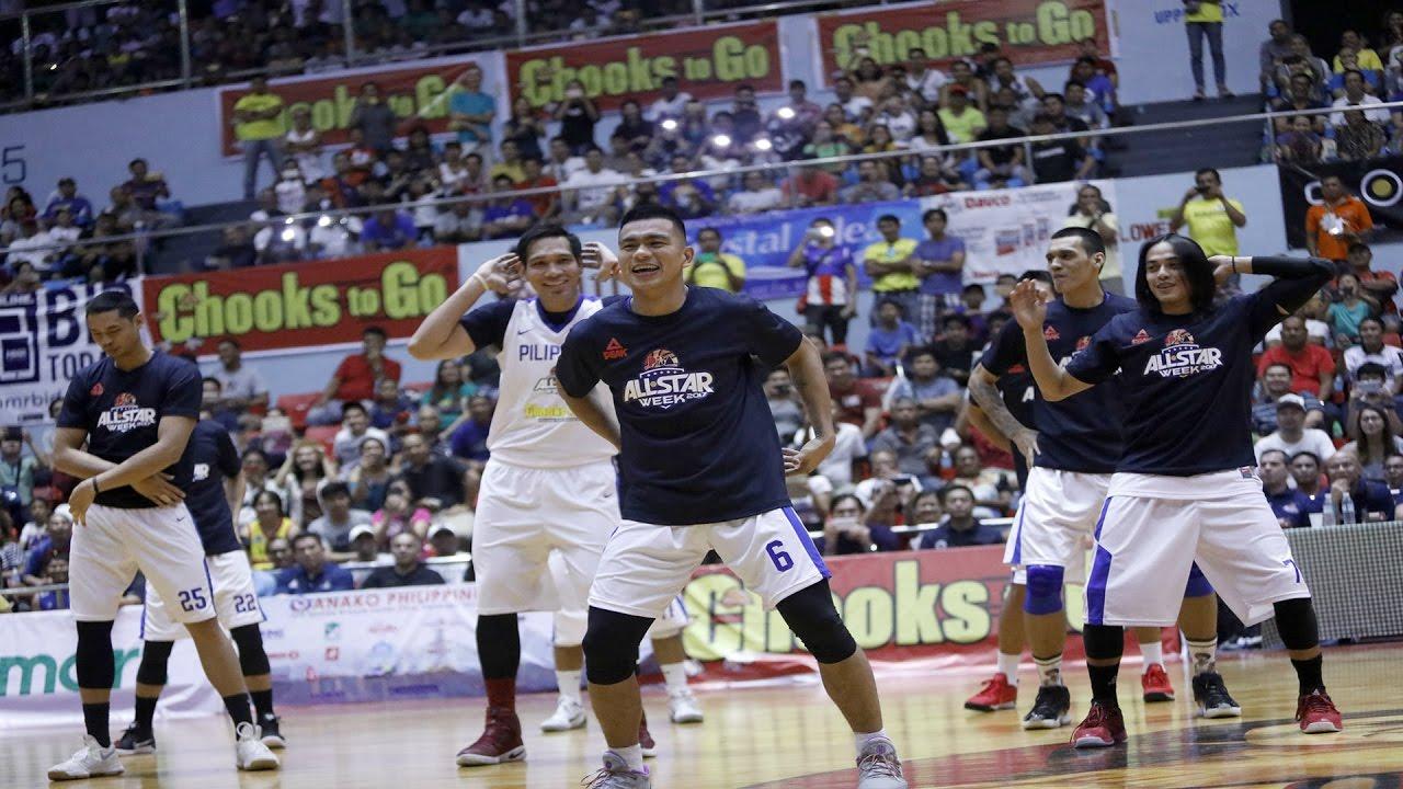 The Visayas All-Star Dance Showdown: Gilas Pilipinas | PBA All-Star 2017