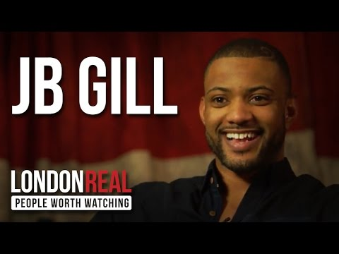 JB Gill - Mindful Eating - PART 1/2 | London Real