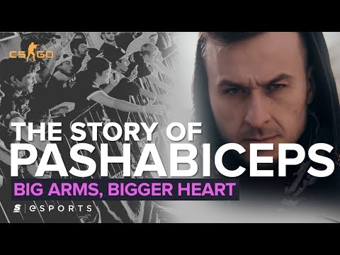 The Story of pashaBiceps: Big Arms, Bigger Heart