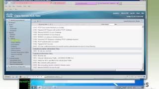 LabMinutes# SEC0093 - Cisco ACS 5.4 Wired 802.1X PEAP EAP-TLS with Machine Authentication (Part 2)