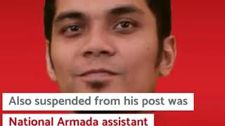 Armada Suspends Adhif Syan, Ahmad Redzuan