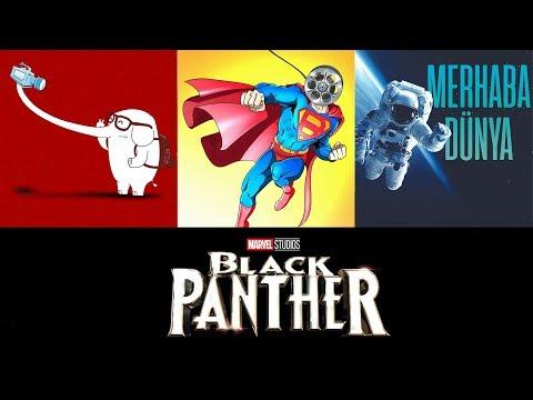 Black Panther Söyleşi ALTYAZILI