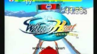 Sega Saturn Winter Heat Japanese Commercial