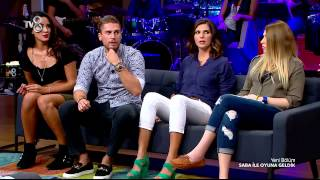 Saba ile Oyuna Geldik - Lay Lay Lom Oyunu (1.Sezon 19.Bölüm)