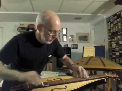 Crazy Train - on dulcimer