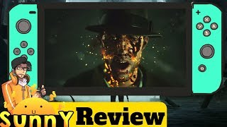 The Sinking City Nintendo Switch Review (Graphical Comparisons | Handheld Gameplay) (Video Game Video Review)