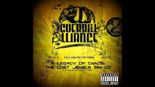 a legacy of chaos mix cd full album guerrilla alliance vee eye official audio