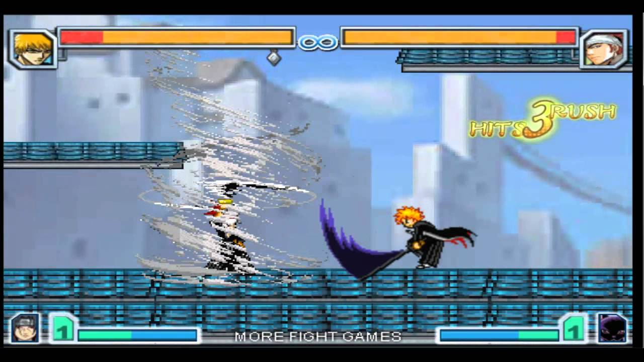 bleach vs naruto games online free