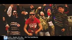 Q.O.L.  -Quality Of Life-  DJYuu feat MARINA