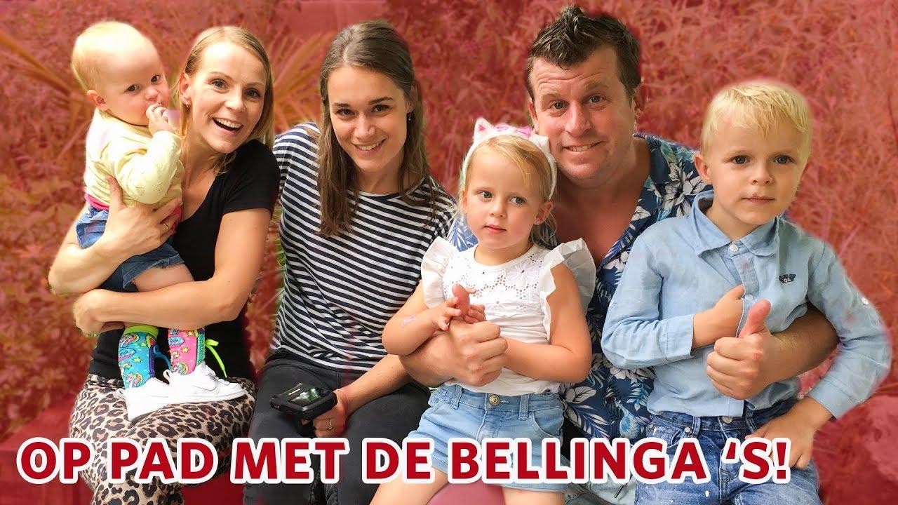 STOKSTAARTJES voeren en op AVONTUUR met DE BELLINGA'S !🐛