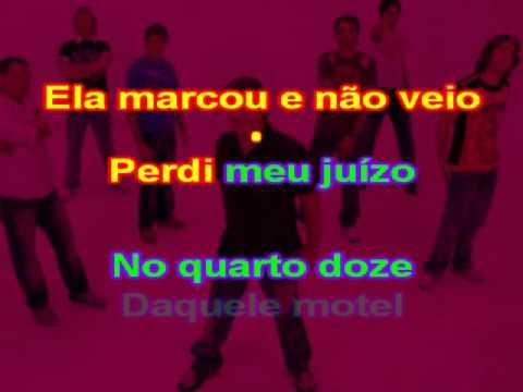 Banda Passarela   Quarto Doze karaoke