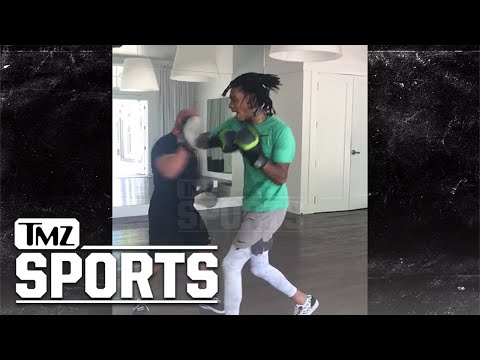Wiz Khalifa's Getting Serious About MMA Training | TMZ Sports