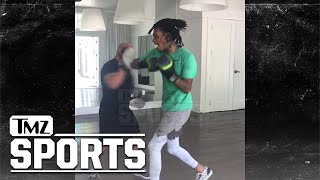 Wiz Khalifa's Getting Serious About MMA Training   TMZ Sports