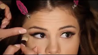 Selena Gomez Shares Make Up Tutorial - Revival Tour Look!
