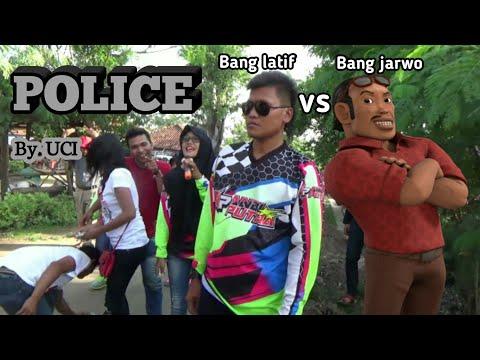 Polisi voc. uci Andi putra 2 live show kedungdawa gabus 8 November