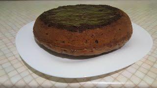Вкусный шоколадный кекс с глазурью в мультиварке простой рецепт