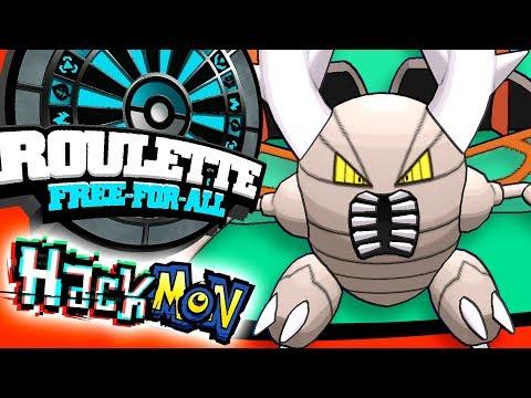Pokemon hackmons roulette free for all – buzzpls.Com