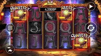 £50 v Great Book of Magic Deluxe Slot by Wazdan