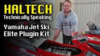 Elite Plugin Kit for Yamaha FZS/FZR Cruiser Series Jetskis - Technically Speaking