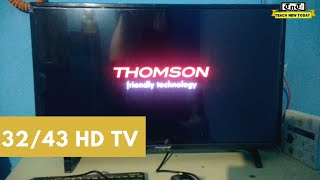 Thomson 32 inch led TV review in Hindi